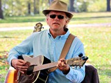 2014 Fogelberg Celebration - Bob at the park - Marjan Norman Photo