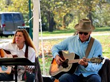 2014 Fogelberg Celebration - Mary & Bob at the park II - Marjan Norman Photo